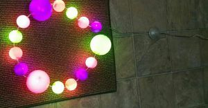 Girl's Bedroom LED Colorful Ball Lights for Sale in Columbia, MD