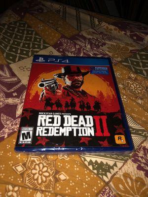 Red dead redemption 2 for Sale in Herndon, VA