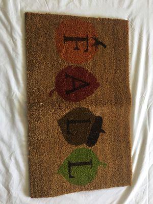Door mat for Sale in Fremont, CA