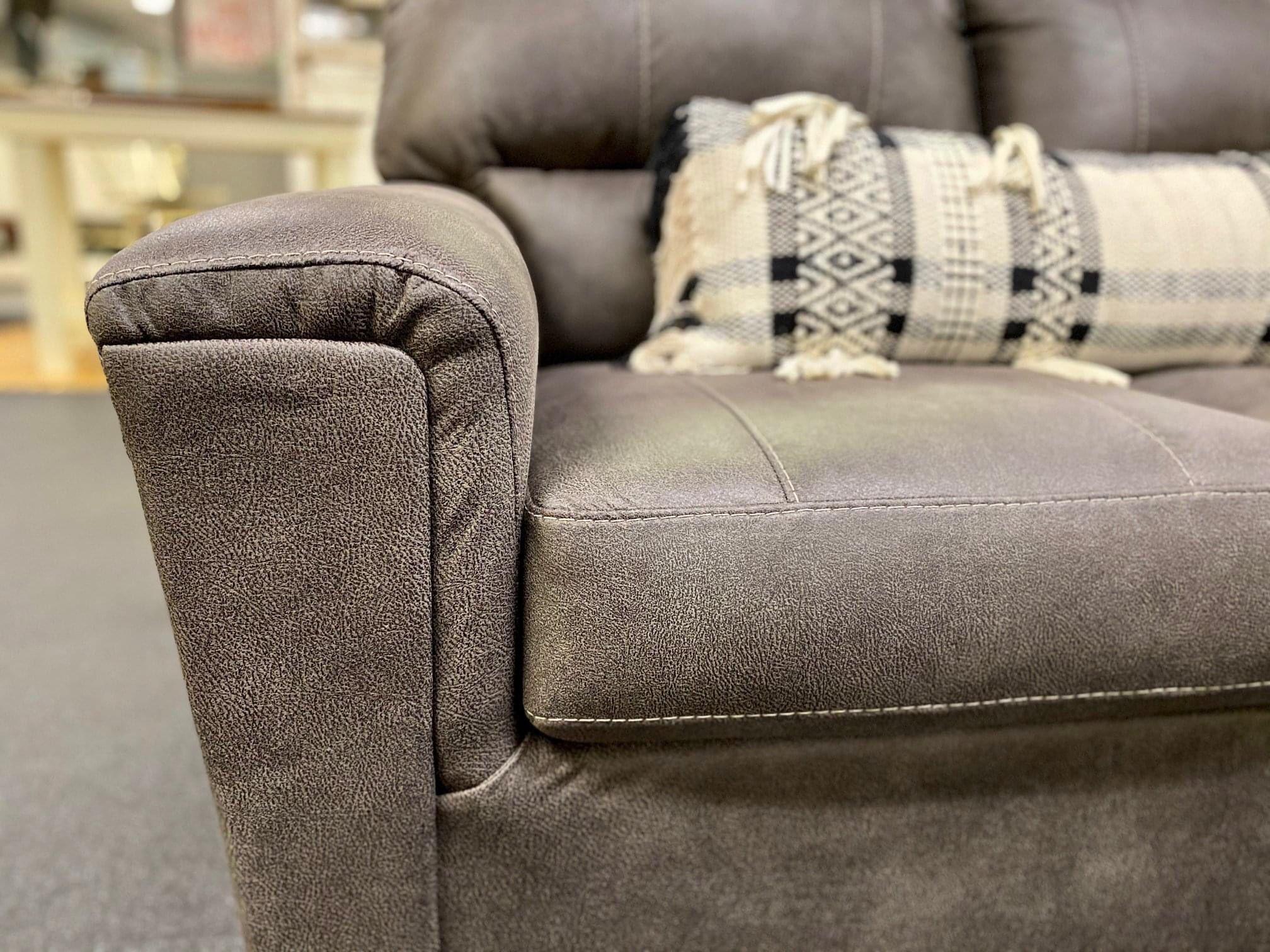 Navi Smoke or Chestnut Living Room Set /couch /Living room set