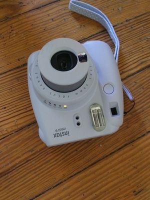 Instax mini 9 for Sale in Denver, CO