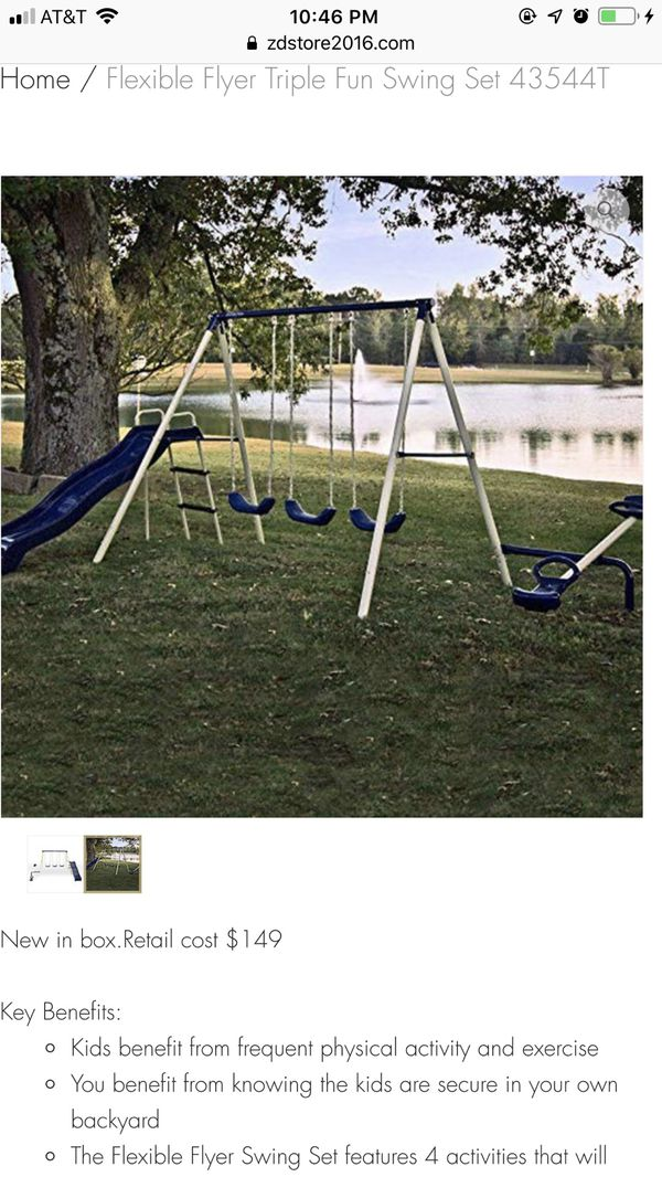 New And Used Swing Sets For Sale In Houston Tx Offerup
