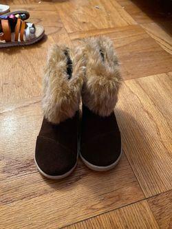 Toddler boots Thumbnail