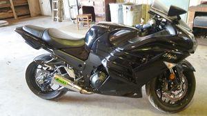 2012 Kawasaki Ninja ZX14R for Sale in Winters, TX