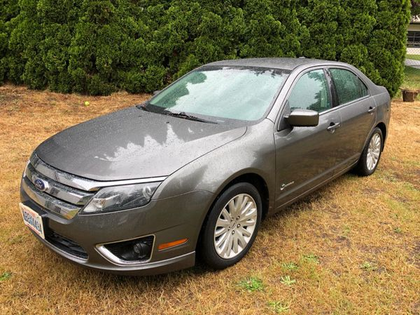2010 Ford Fusion Hybrid Free Warranty Financing Available Only 85k Miles For In Woodinville Wa Offerup