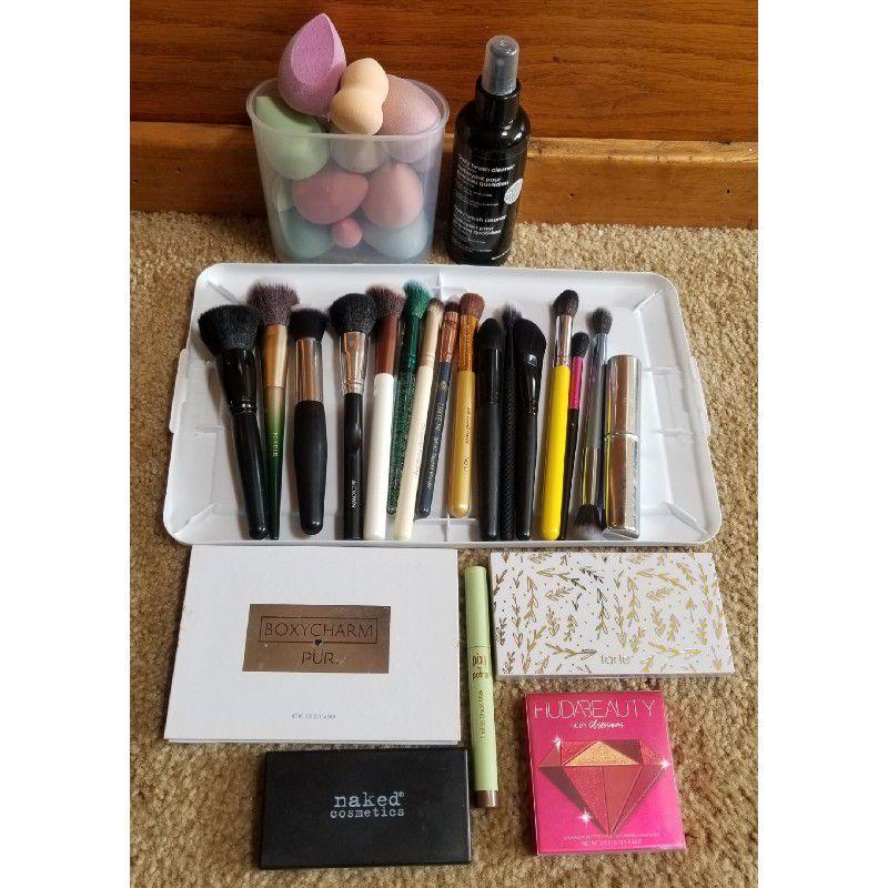 Large Makeup Bundle