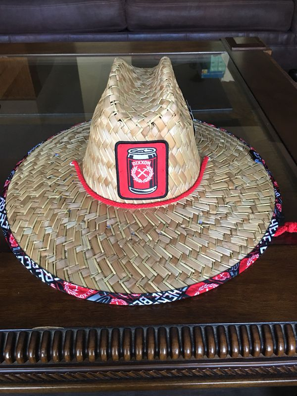 Dixxon flannel co. Beer30 sun hat for Sale in Visalia 3cfeee7a156