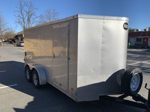 2017 enclosed trailer 7x14 for Sale in Woodbridge, VA
