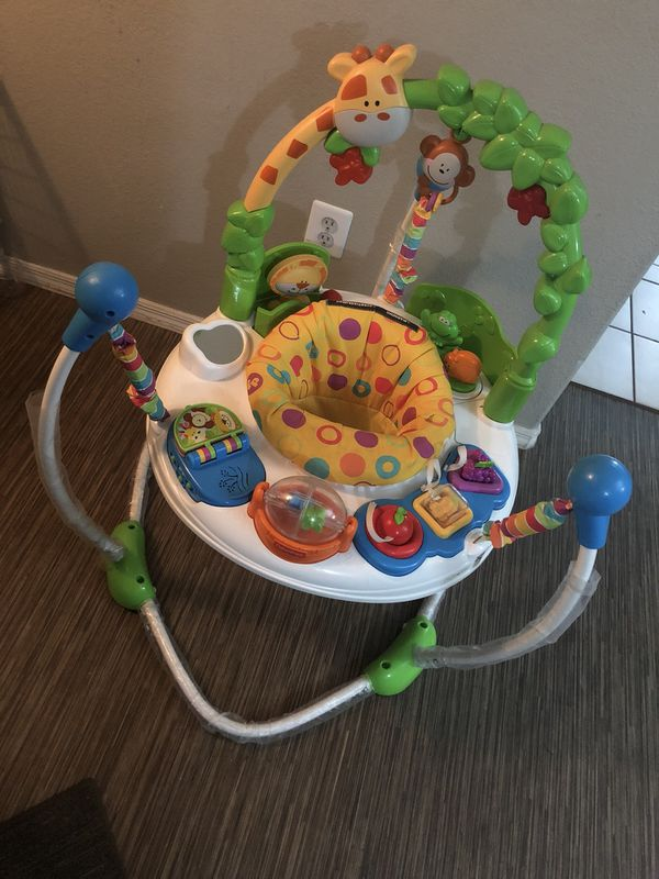 eb0df46310d1 Fisher Price Go Wild Jumperoo for Sale in Phoenix
