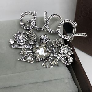 """bae23011049 Gucci antique silver and Crystal """"GUCCY"""" brooch for Sale in Philadelphia"""
