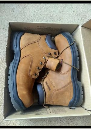 Photo New Red Wing Shoes Men's Work Boots Size 15D