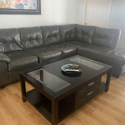 Sofa And Table For Sale Thumbnail