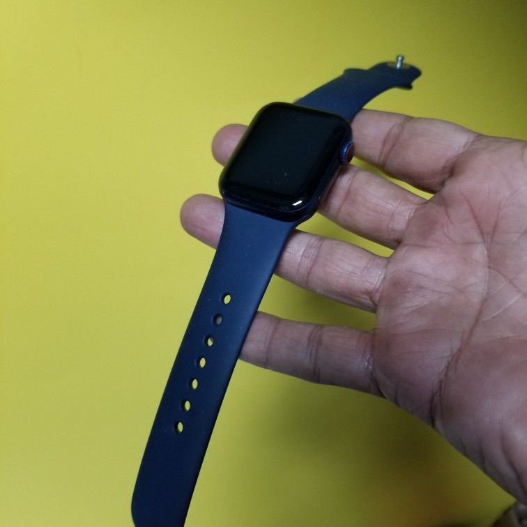 Apple Watch Series 6 Blue 40mm GPS +Cellular Financing Available For54 Down No Credit Needed Take Home Today