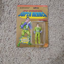 1989 Toy Biz Super Heroes The Riddler Thumbnail