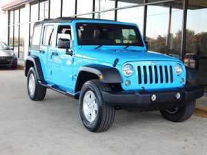 2017 Jeep Wrangler Unlimited Unlimited Sport for Sale in Falls Church, VA