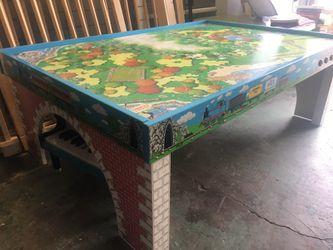 Train Table Thumbnail