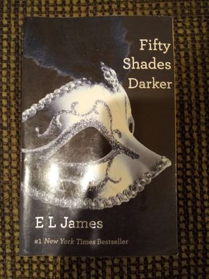 50 shades darker book for Sale in Madison Heights, VA