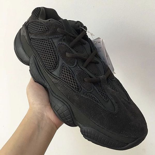 bc89f19b96b03 Yeezy Boost 500 Utility Black Sizes 7-11 available. for Sale in ...