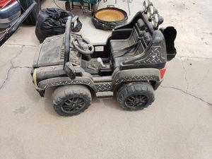 Photo Jeep Power wheels