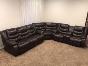 New and Used Recliner sofa for Sale in Portland, OR - OfferUp