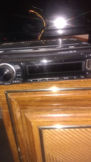 Alpinecar cd player USB hookup for Sale in Cahokia, IL
