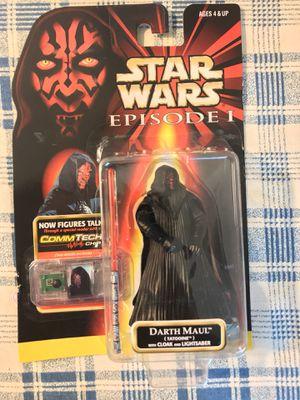 Star Wars Episode I Darth Maul for Sale in Orlando, FL