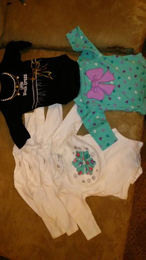 0 3 month long sleeved onsies for sale in loranger la