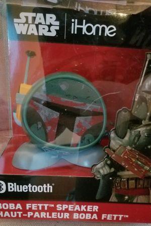 Star Wars iHome Boba Fett Speaker for Sale in Pittsburgh, PA