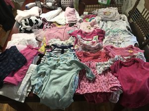 Baby clothes, mostly carters for Sale in Fairfax, VA