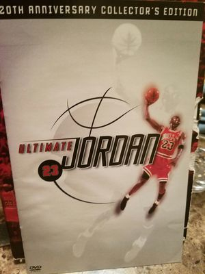 Jordan 23- 20 th Anniversary Collectors DVD set for Sale in Windsor, ON