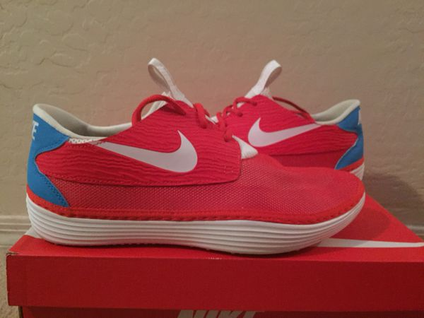 """sports shoes 1d193 d671d Nike Solarsoft Moccasin """"Bright Crimson"""" (Clothing   Shoes) in Buckeye, AZ  - OfferUp"""