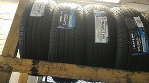 four bright new set of tires for sale 225/60/16 for Sale in Capitol Heights, DC