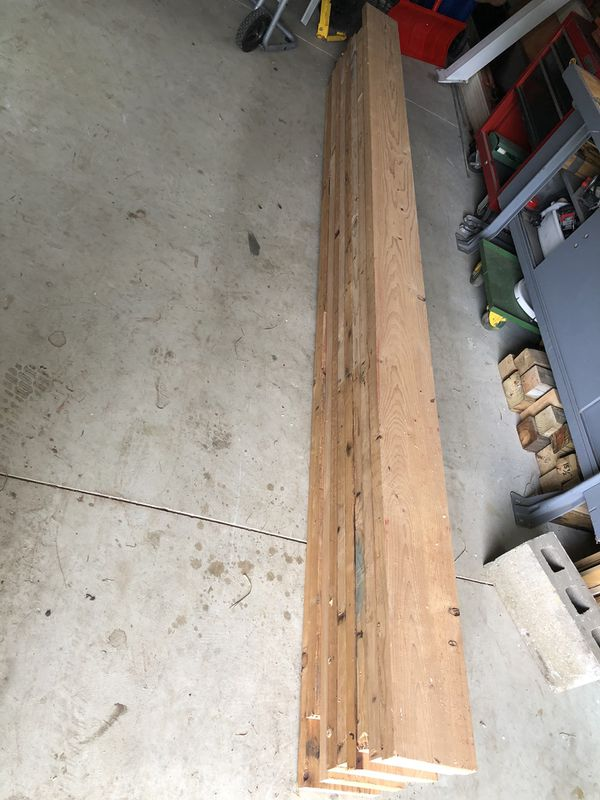 Lumber 2x8 Pine Nine Pieces All For 60 For Sale In St