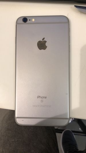 iPhone 6s Plus 32 GB UNLOCKED for Sale in Gaithersburg, MD