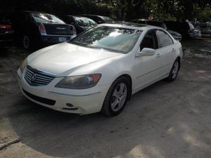 2008 ACURA RL TECH PACKAGE for Sale in Falls Church, VA