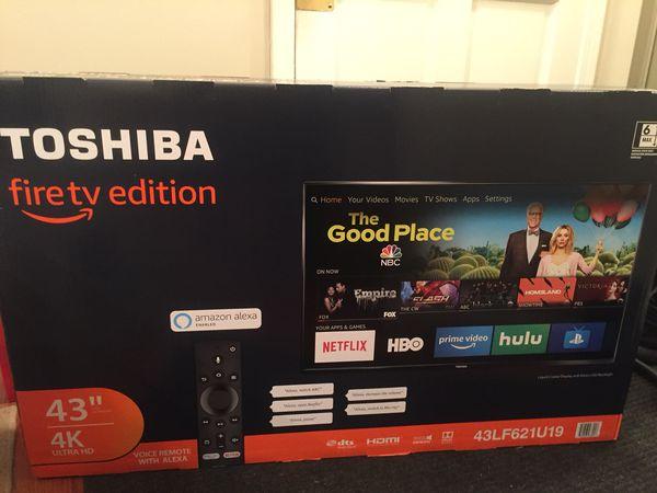 toshiba fire tv install apps