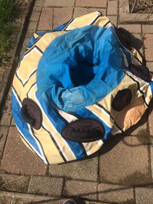 Radar boat water tube and carry bag for Sale in Cleveland, OH