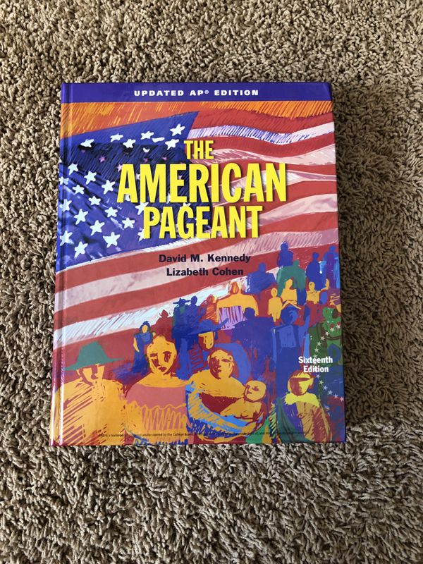 The american pageant 16th edition ap