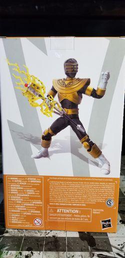 Lightning Collection Zeo Gold Ranger Thumbnail