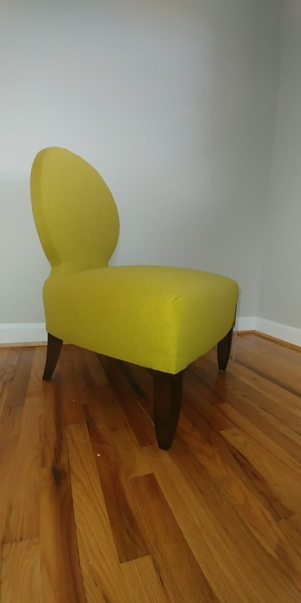 Henredon Furniture Barbara Barry Opera Slipper Chair In Chloris New