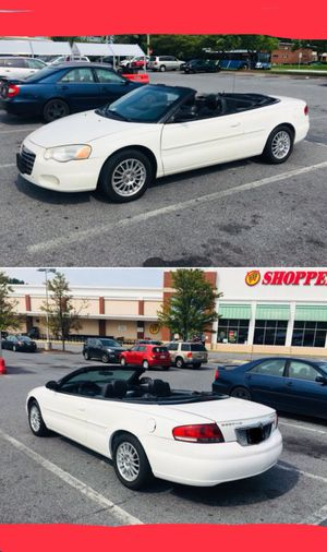 2005 SEBRING ( INSPECTED ) FIRM for Sale in Silver Spring, MD