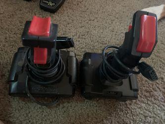 Atari controllers Thumbnail