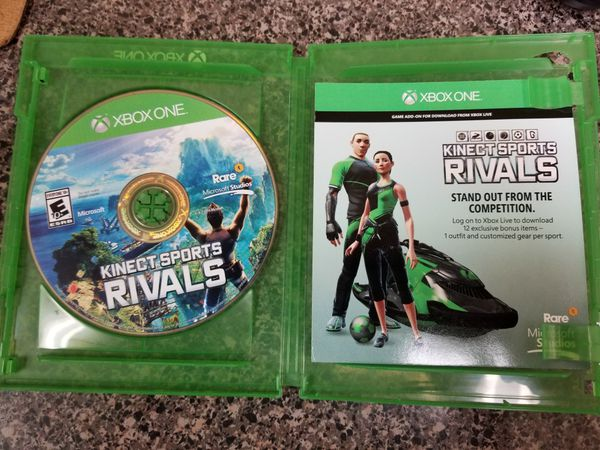 XBOX ONE KINECT SPORTS RIVALS for Sale in Louisville, KY