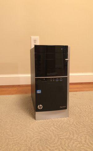 HP Pavilion 500t Desktop for Sale in Bethesda, MD