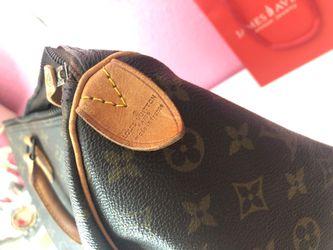 Louis Vuitton Speedy 35 Thumbnail