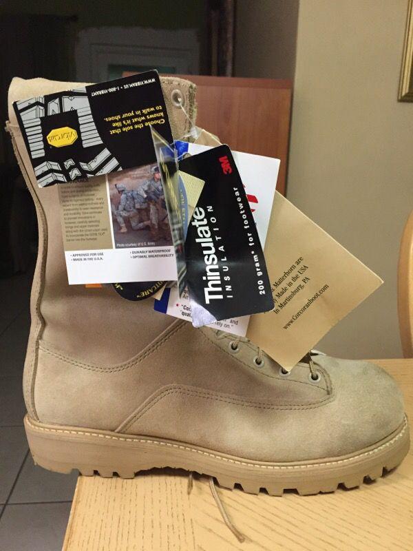 Dessert Military Boots Men