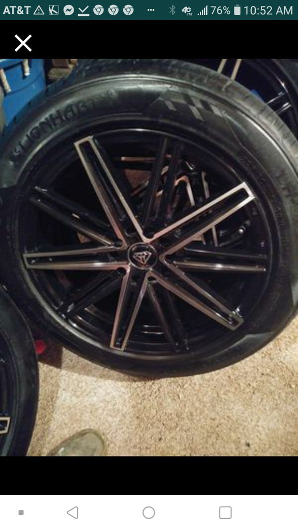 New and Used Rims for Sale - OfferUp