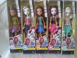 Monster High Dolls for Sale in Hayward, CA