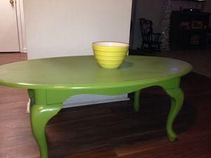 Cherry coffee table for Sale in Glen Allen, VA