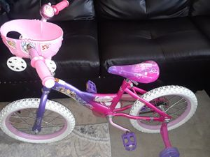Bicicleta para niña seminueva for Sale in UNIVERSITY PA, MD